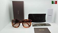 TOM FORD CHRISTOPHE TF279 color 48Z occhiale da sole da donna TOP ICON ST33879
