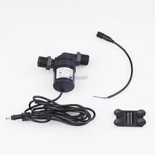 12-24V Solar Hot Water Pump Circulation Brushless Motor Waterproof  Plug 700L/H