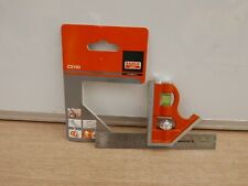"BAHCO CS150 6"" STAINLESS STEEL COMBINATION SQUARE CAST STOCK"