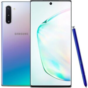 Samsung Galaxy Note 10+ Plus 5G 256GB Smartphone Black Unlocked Pristine Plus