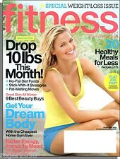 Fitness - 2009, February - Drop 10 Pounds This Month, 20 Healthy Meals For Less