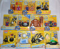 Fisher Price Imaginext DC Super Friends BATMAN Figure Vehicle Justice Hero NEW