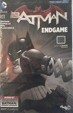 DC COMICS BATMAN ENDGAME #36 LOOT CRATE EXCLUSIVE VARIANT EDITION