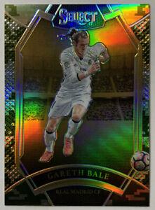 Gareth Bale 2016-17 Panini Select Prizm Refractor Camo 12/20 Real Madrid
