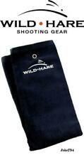 Wild Hare Hand Towel Black # Wh-303S-Bk