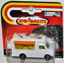 Majorette Series 200 #259 Fourgon Ice Cream Truck MOV VHTF Vintage