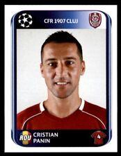 Panini Champions League 2010-2011 Cristian Panin CFR 1907 Cluj No. 333