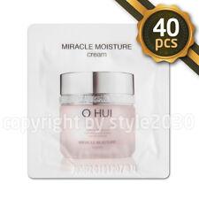 O Hui Miracle Moisture Cream 1ml X 40pcs (40ml) Moisturizers OHUI