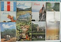 Lot of 10 Friends Magazines 1963 - 1964