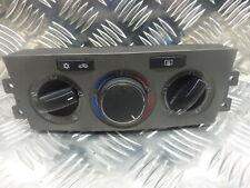 Vauxhall Antara 2012 Heater Climate Control Panel 20888078