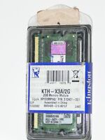 Genuine Original KINGSTON KTH-X3A/2G Memory NEW SEALED 2GB