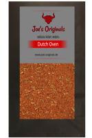 (EUR 17,99/kg) Original Dutch Oven - Dutch Oven Gewürz von Joe's Originals 1 Kg