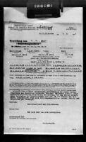 OKH - PANZER PERSONALDATEN-BEFÖRDERUNG-AUSZEICHUNGEN 1941-1945