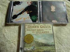 LOT OF 3 SHAWN COLVIN  CDS NM