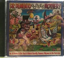Dr. Demento Gooses Mother! by Dr. Demento (Cd, Mar-1995, Kid Rhino (Label)