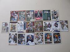 20x Peyton Manning lot, 1999 Donruss, UD + inserts, SP, Bowman Chrome, Topps ++