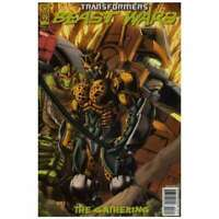 Transformers: Beast Wars: The Gathering #3 Cover D in NM cond. IDW comics [*uu]