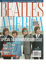 THE BEATLES IN AMERICA, MAGAZINE  SPECIAL 50th ANNIVERSARY ISSUE   SPRING, 2014