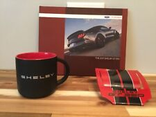 Shelby GT350 Book Mug and Card holder Collector set