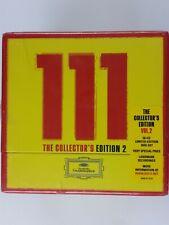 111 Jahre   Dg111 Meisterwerke Vol.2 (Ltd.ed.) [Neu]  Box CD Musik