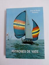PATRONES DE YATE Jose de Simon Quintana. Edicion Revisada 2006