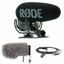 New ListingRode VideoMic Pro Plus On-Camera Shotgun Microphone Kit