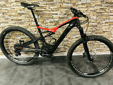 E-Bike MTB Specialized Turbo Levo FSR Comp Carbon 29 Man - 2018 Measure L