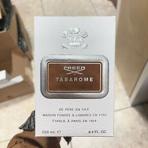 TABAROME EDP 8.4OZ/250ML BY CREED MILLESIME DISCONTINUED FLACON BATCH C3810D01