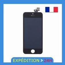 ECRAN VITRE TACTILE + LCD RETINA ASSEMBLE Pour IPHONE 5 NOIR 5G AVEC CHASSIS