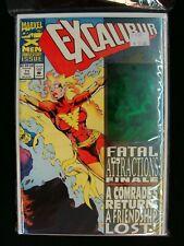 Fatal Attractions #1-6 Holograms Complete Set Run Marvel X-Men