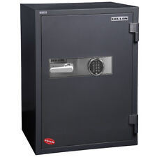 Hollon Safe 2-Hour Fire Impact Office Electronic Lock 3.61 CuFt Safe HS-880E