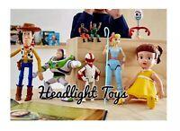 Disney PIxar Toy Story 4 Antique Shop Adventure Pack 8 Figure Doll Gabby Bo Peep