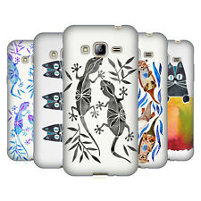 Official Cat Coquillette Animals 2 Gel Case For Samsung Phones 3