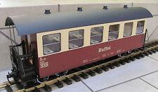 LGB 37734 HSB Buffetwagen Ep. VI Neuware.