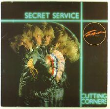 "12"" LP - Secret Service - Cutting Corners - A3672 - RAR - washed & cleaned"