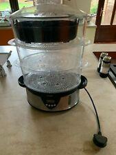 LOGIK Food Steamer