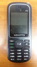 """WENTTO MOBILE F1 - DUAL SIM - 1.8"""" LCD - CAMERA - FM - MP3/MP4"""