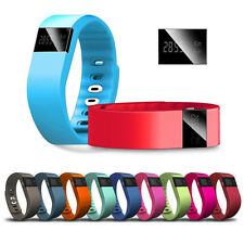 TW64*Bluetooth Smart Watches Smartband Wristband Pedometer Heath For Android IOS