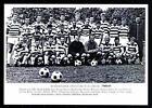 MSV Duisburg  Mannschaftskarte 1968-69 TOP