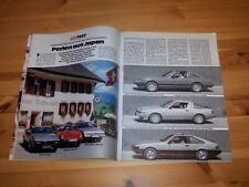 MOT 4635) Mitsubishi Starion mit 170PS besser als...?