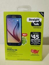 Samsung Galaxy S6 32GB Straight Talk 4G LTE Smartphone ***VERIZON TOWERS***