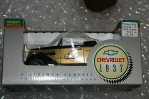 S2-5 LIBERTY CLASSICS 1937 CHEVROLET DIE CAST CAR - NIB