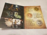SEA OF THIEVES EXCLUSIVE LIMITED EDITION COIN SET of 3 Sealed MINT XBOX ONE