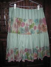 Target Below Knee 100% Cotton Skirts for Women