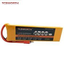 Tcbworth  14.8V 4500mAh 60C Batería Lipo