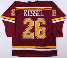 Phil Kessel Signed Minnesota Golden Gophers Jersey (Tse Coa) Penguins Winger