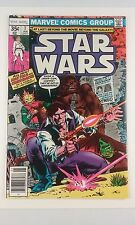 Star Wars #7 First Print Marvel 1978 (9.8 NM/MT OW/W Pages) Han Solo/Chewbacca