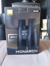 """Nikon MONARCH 5 20x56 Binoculars """"NEW"""""""