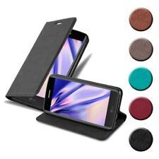 Handy Hülle für LG K8 2017 Cover Case Tasche Etui mit Kartenfach Schutzhülle