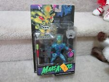 1996 Mars Attacks Martian Trooper New in Package Trendmasters